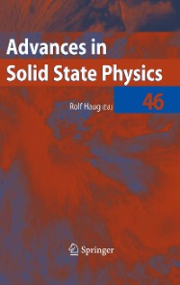 Cover Advances in Solid State Physics 46