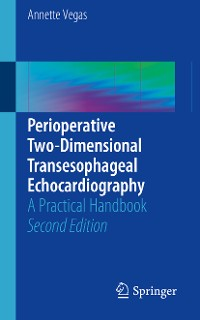 Cover Perioperative Two-Dimensional Transesophageal Echocardiography