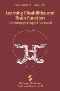 Cover Learning Disabilities and Brain Function