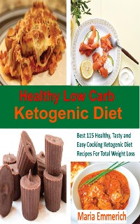 Cover Healthy Low Carb Ketogenic Diet