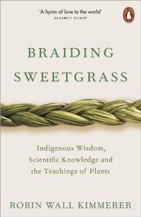 Cover Braiding Sweetgrass