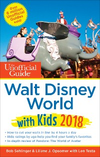 Cover The Unofficial Guide to Walt Disney World with Kids 2018