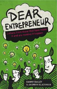 Cover Dear Entrepreneur