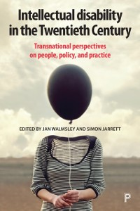 Cover Intellectual Disability in the Twentieth Century