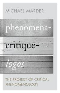 Cover Phenomena-Critique-Logos