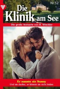 Cover Die Klinik am See 52 – Arztroman