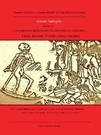Cover Quaderno 4. Lo spettacolo della Morte: il cadavere e lo scheletro.