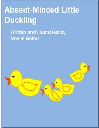 Cover Absent-Minded Little Duckling