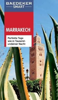Cover Baedeker SMART Reiseführer Marrakech