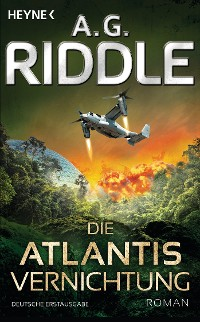 Cover Die Atlantis-Vernichtung