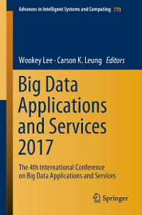 Cover Big Data Applications and Services 2017