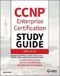 Cover CCNP Enterprise Certification Study Guide
