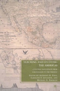 Cover Teaching and Studying the Americas