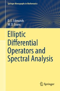 Cover Elliptic Differential Operators and Spectral Analysis