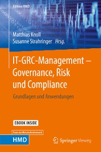 Cover IT-GRC-Management – Governance, Risk und Compliance