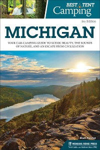 Cover Best Tent Camping: Michigan