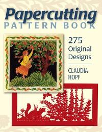 Cover Papercutting Pattern Book