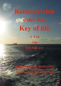 Cover Reiseberichte unter dem Key of life