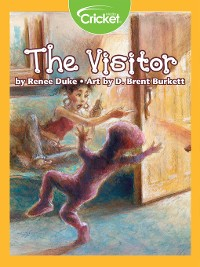 Cover The Visitor