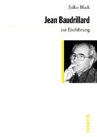 Cover Jean Baudrillard zur Einführung