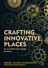Cover Crafting Innovative Places for Australia's Knowledge Economy