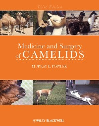 Cover Medicine and Surgery of Camelids