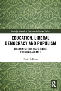Cover Education, Liberal Democracy and Populism