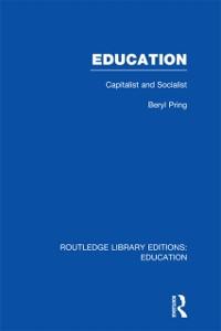Cover Education (RLE Edu L)