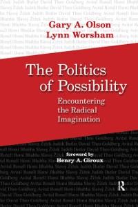 Cover Politics of Possibility