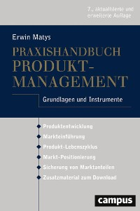 Cover Praxishandbuch Produktmanagement