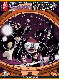 Cover Suore Ninja n° 2 - Vaticano lost in space