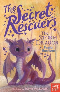 Cover The Secret Rescuers: The Storm Dragon