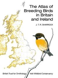 Cover Atlas of Breeding Birds in Britain and Ireland