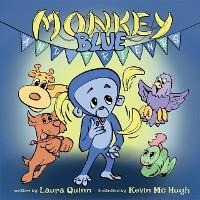 Cover Monkey Blue