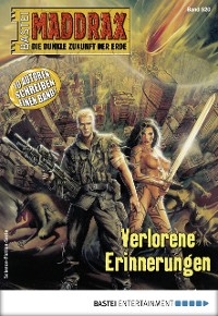 Cover Maddrax 520 - Science-Fiction-Serie