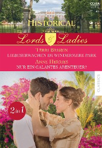 Cover Historical Lords & Ladies Band 80