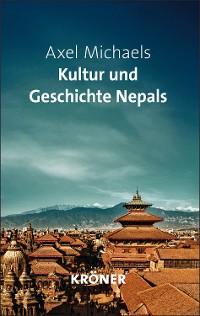 Cover Kultur und Geschichte Nepals