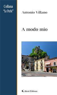 Cover A modo mio