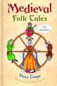 Cover Medieval Folk Tales for Children