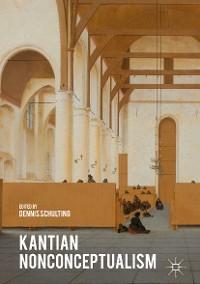 Cover Kantian Nonconceptualism