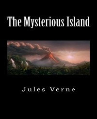 Cover The Mysterious Island