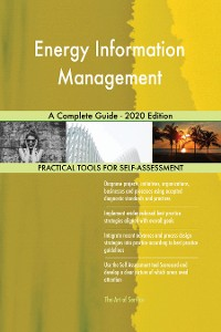 Cover Energy Information Management A Complete Guide - 2020 Edition