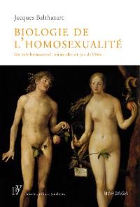 Cover Biologie de l'homosexualité