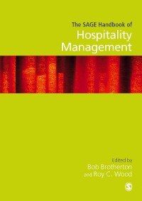Cover The SAGE Handbook of Hospitality Management