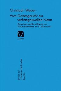 Cover Vom Gottesgericht zur verhängnisvollen Natur