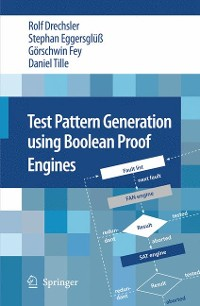 Cover Test Pattern Generation using Boolean Proof Engines