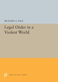 Cover Legal Order in a Violent World