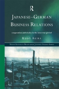 Cover Japanese-German Business Relations
