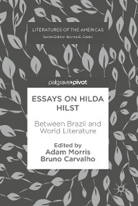 Cover Essays on Hilda Hilst