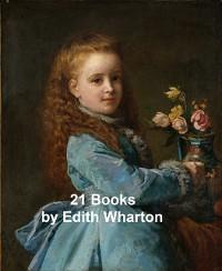 Cover 21 Books